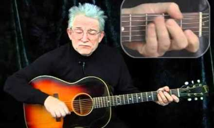When I'm 64 Easy Acoustic Guitar Lesson  Peter Langston