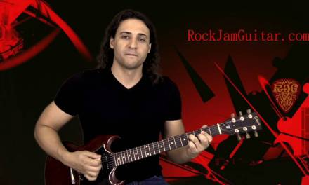 Easy Guitar Lesson – Lick It Up – Kiss