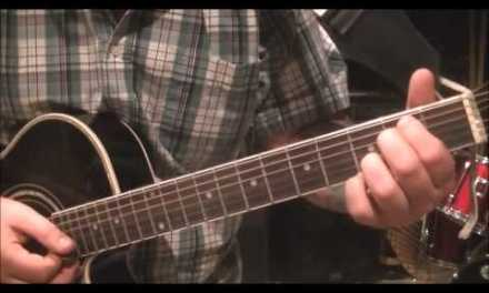 How to play God Gave Me You by Blake Shelton on guitar by Mike Gross