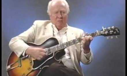 Herb Ellis – Swing Jazz, Soloing & Comping (2004) full video