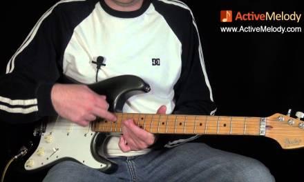 EP005: Jazz Guitar Lesson – Lead Guitar Solo Part 2