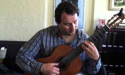 Classical guitar lessons in Pasadena with Almer & PASADENA GUITAR STUDIO