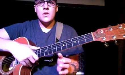 Guitar Lesson #1. (acoustic#1) (electric #1)