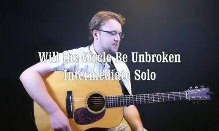 Will the Circle Be Unbroken FREE Guitar Lesson