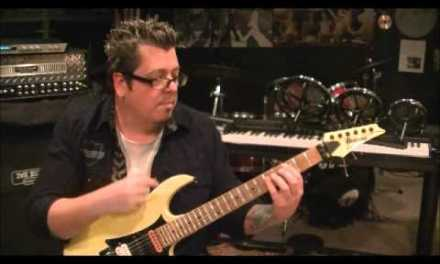 BEN HARPER & THE INNOCENT CRIMINALS – STEAL MY KISSES – Guitar Lesson by Mike Gross