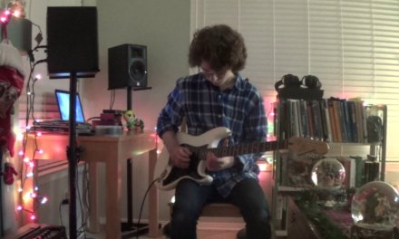 """Ed Sheeran """"Castle On The Hill"""" – Live Rock Guitar Cover [W//Tape Loop] Chords/Tutorial HD"""