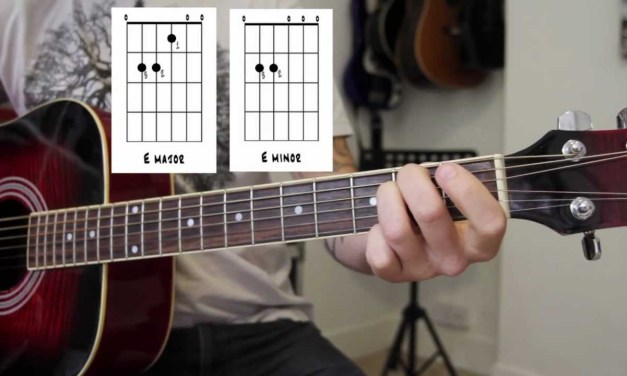 EASY GUITAR LESSON | How to change  chords faster | Super Easy for beginners