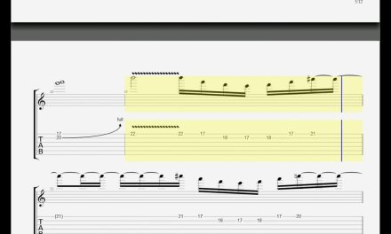 Pro /Intermediate Neo Classical Metal Guitar Lesson with Tab ..