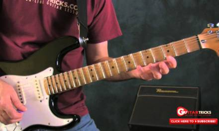 Diatonic Notes – Blues Guitar Lesson – Guitar Tricks 100