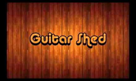 Blues Guitar Backing Track in B flat