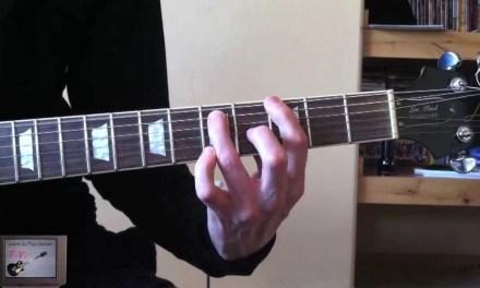 Gold On the Ceiling Chords – Black Keys Guitar Lesson