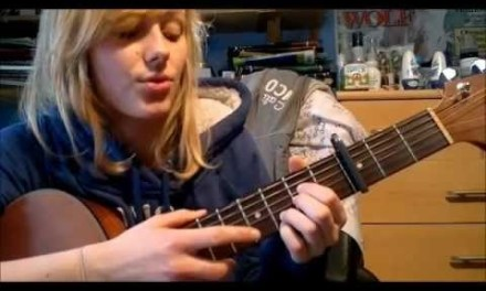 How to play Thousand Years (Christina Perri) acoustic guitar lesson *request*