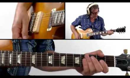 50 Southern Rock Licks – #28 Outlaws Country Style 2 – Guitar Lesson