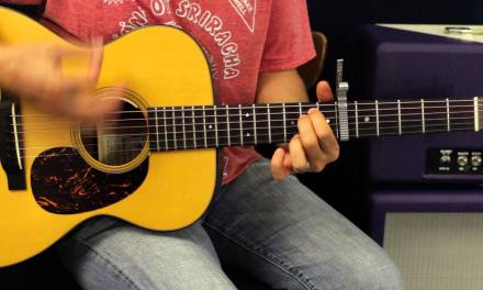 Eric Church – Talladega – Acoustic Guitar Lesson – EASY Country Song On Guitar