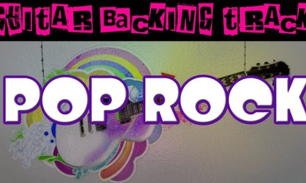 Pop Rock Guitar Backing Track (C)   140 bpm – MegaBackingTracks