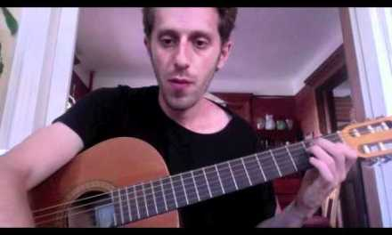 Middle Eastern Scales with Chords on guitar: Hijaz