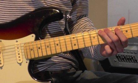 Tutorial Lesson 3- Blues Fusion Licks