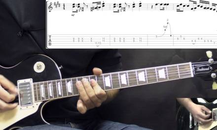 Gary Moore – King Of The Blues (Part 1) – Blues Guitar Lesson (w/Tabs)