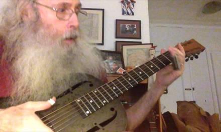 Open D Blues Guitar Lesson