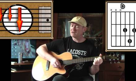 Four Seasons In One Day – Crowded House – Acoustic Guitar Lesson (easy-ish)