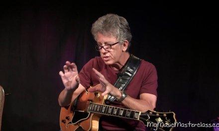 Frank Potenza – Guitar Chord Melody Lesson 1