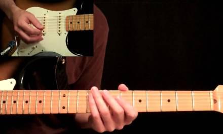Jazz Guitar University – Lesson 2 Soloing Over Major Chords Pt.2