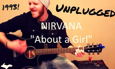 About a Girl – Nirvana (Beginner) Acoustic Guitar Lesson