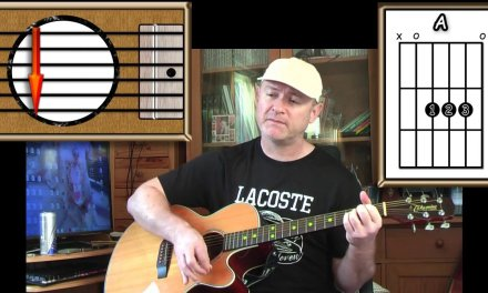 The Apartment Song – Tom Petty – Acoustic Guitar Lesson (easy)
