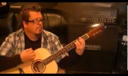 George Harrison & Eric Clapton – My Sweet Lord – Acoustic Guitar Lesson by Mike Gross
