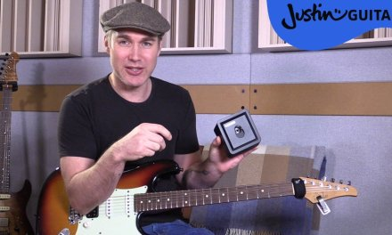 Review of the Line 6 Relay G10 guitar wireless system Guitar Lesson Tutorial Gear (GG-403)