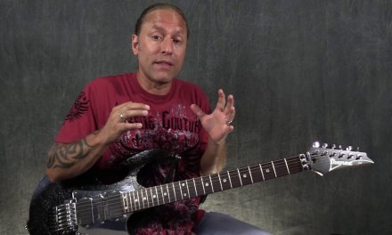 "Guitar Lesson – Learn ""The Big 5"" Techniques for Soloing"
