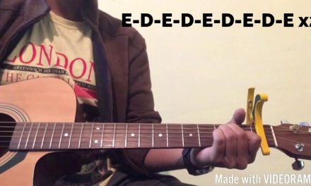 Pyaar Deewana Hota Hai – Capo Guitar Chords Strumming Lesson/Tutorial