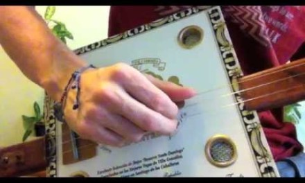 CIgar Box Guitar Lesson 1: Basics for Beginners