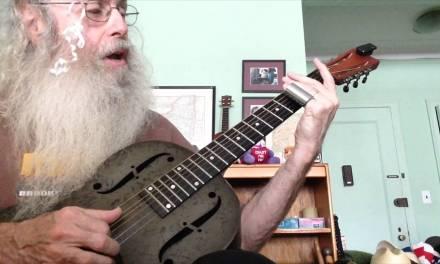 Slide Guitar Blues Lesson – Ramblin Blues In Open G Tuning. Slide Guitar And Ramblin Are The Blues!