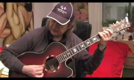 Here without you 3 Doors Down Guitar Lesson by Siggi Mertens