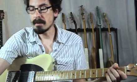 "Blues Genealogy: ""Mary Had A Little Lamb"" – Blues Guitar Lessons – David Hamburger"