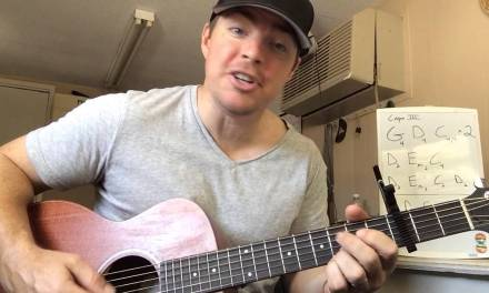 In Case You Didn't Know   Brett Young   Beginner Guitar Lesson
