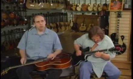 Bebop Jazz Guitar with Clint Strong & Rory Hoffman