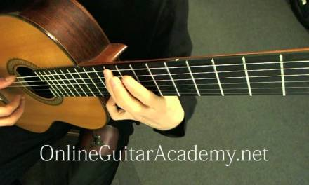 "W. A. Mozart – ""Lacrimosa,"" from Requiem in D minor, K. 626 (Guitar Transcription)"