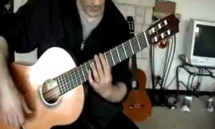 Pachelbel s Canon Classical Guitar Lesson 15   YouTube