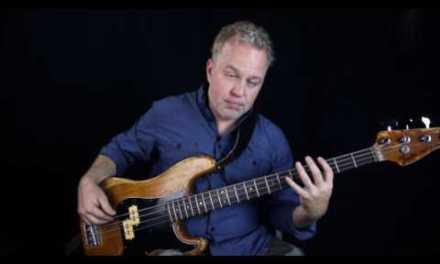 New Orleans Blues Bassline – Bass Guitar Lesson