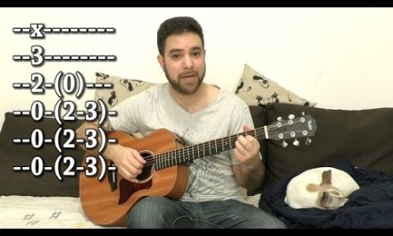 Guitar Lesson: Easy Fingerstyle Blues in Drop D (Country-Style Soloing) – Tutorial w/ TAB