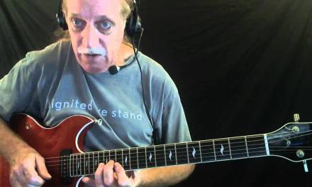 """Learn How to Play """"Feelin' Alright"""" – Blues Guitar Lesson – Red Lasner"""