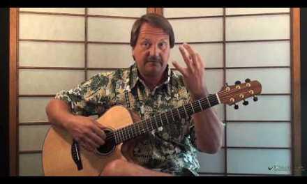 Danny's Song acoustic Guitar lesson – Loggins & Messina