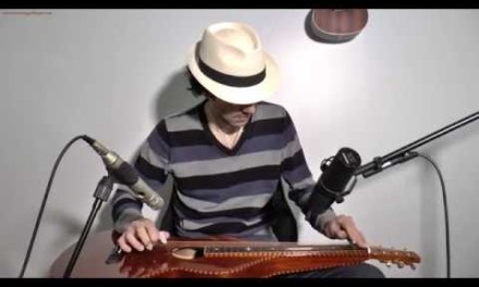 Sweet Home Chicago (Blues) – Open D Lesson for weissenborn, dobro, lap steel…