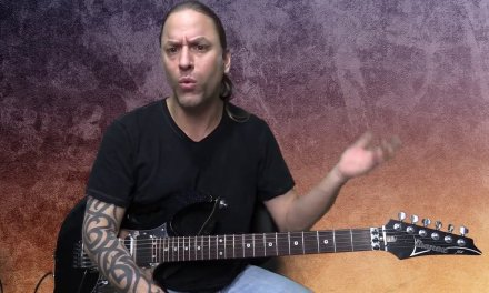 Guitar Lesson – Practicing Pentatonics with a Metronome and Meandering