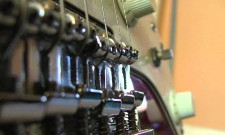 Ab minor guitar backing track (120 Bpm)