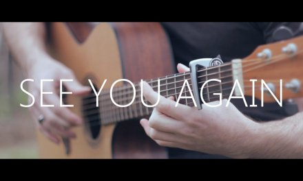 See You Again – Wiz Khalifa ft. Charlie Puth (fingerstyle guitar cover by Peter Gergely)
