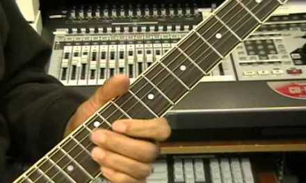True Story: How I Learned To Play The Blues On Lead Guitar Solo Class