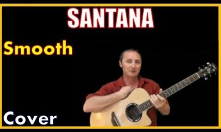 Smooth Cover (Kirby's Acoustic Guitar Of This Santana Classic)